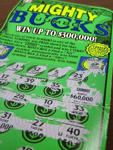 Mighty Jumbo Bucks $300,000 (1)