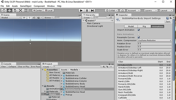 Issue: cant drag and drop asset - Unity Games by Tutorials