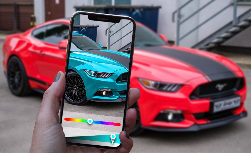 Augmented-Reality-in-Automobile